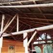 Plase decorative cabana